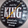 KING THERMOMETER