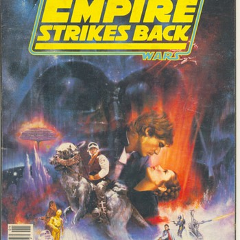 1979 EMPIRE STRIKES BACK Collection Magazine