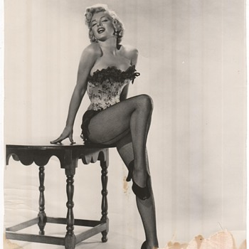 Marilyn Photo from Disney Collection?