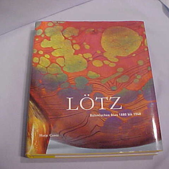 Lotz Loetz Book by Hatje Cantz from 1889 to 1940  - Books