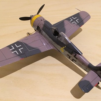 1/72 Scale Fw190 Butcher Bird