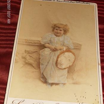 1890's Photo - Photographs