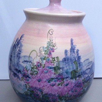 Vintage pot  - Art Pottery