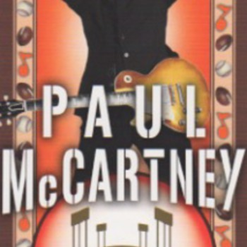 Paul McCartney at Candlestick Park - Music Memorabilia