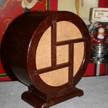 philips bakelite speaker - Electronics