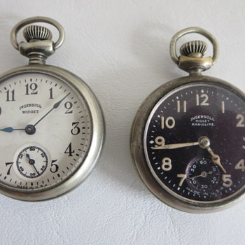 Ingersoll Midget - Pocket Watches