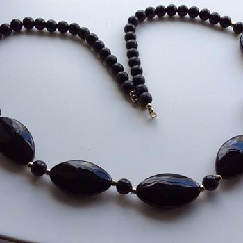 Vintage Bakelite necklace