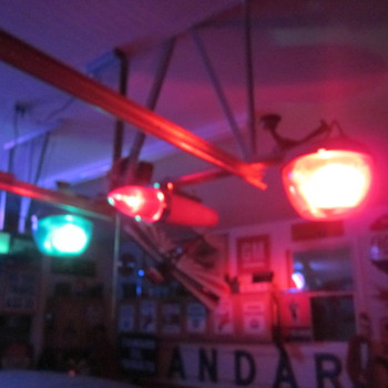 1950&#039;s Police Lights