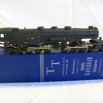 tt scale - Model Trains