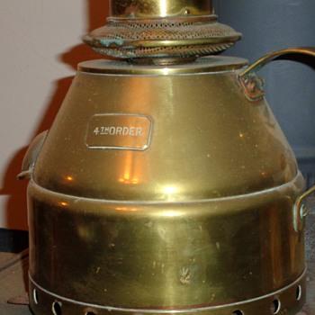 Coast Guard (?) Lamps