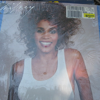 Whitney Houston........