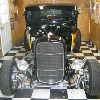 HOT ROD - Classic Cars