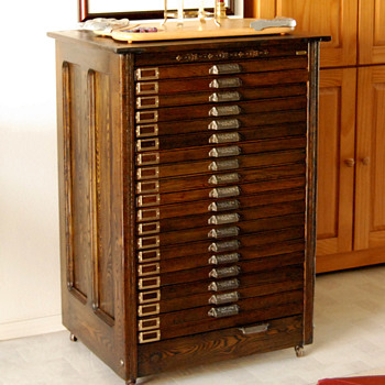 hamilton printers cabinet - Office