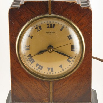 Hammond Electric Clocks - Clocks
