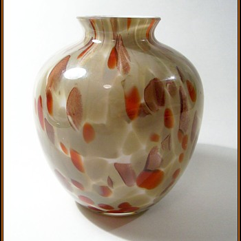 Art Glass Vase - Small  - Art Glass