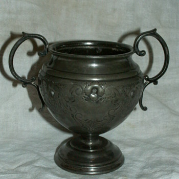 Antique Trophy  - Outdoor Sports