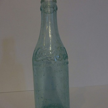 Rare 1906 Hamilton, Ont. Coca-Cola Bottle