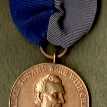 Civil War and Indian Wars Campaign Medals