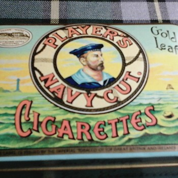 John Player's Tin - Tobacciana