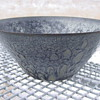 Unusual Enamelware Graniteware Bowl