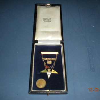 Mason Memorabilia 