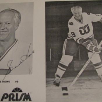 Gordie Howe - Hockey
