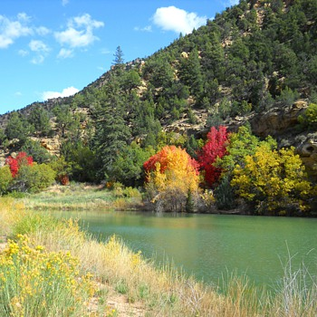 Cedar City Utah Autumn October 2014
