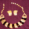Bronze Ivory colored set
