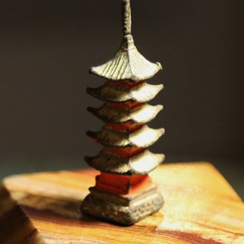 Lead Pagoda - Game piece?