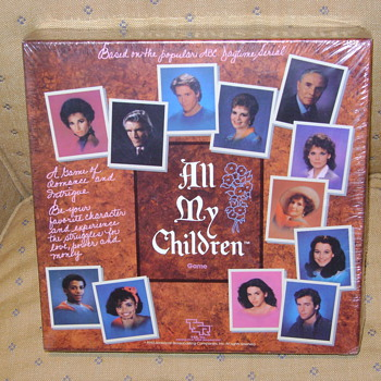 All My Children Game