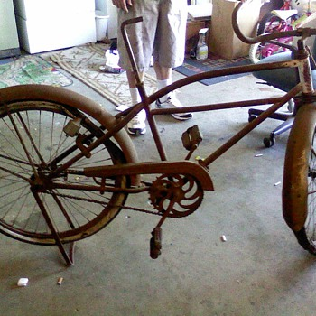 Early 40s? Wards Bike - Sporting Goods
