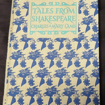 Tales from Shakespeare - illustrated by Arthur Rackham