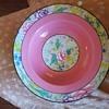 Rare pink swansea lace shelley china