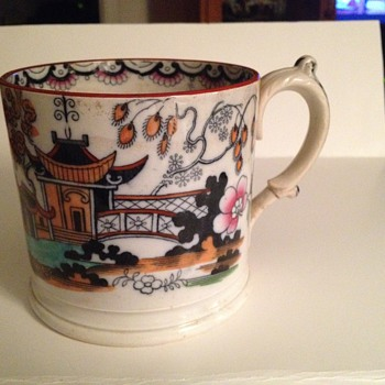 Vintage Chinese porcelain tea cup/mug? - China and Dinnerware