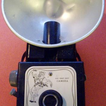 Roy Rogers & Trigger Camera