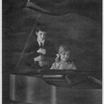 1968 - Chickering Piano Advertisement
