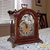 John Thomas London table clock