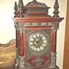 Ansonia mantle clock, circa 1880