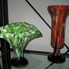 Czechoslovakia art glass