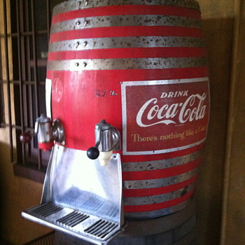 Vintage Coke Items - Coca-Cola