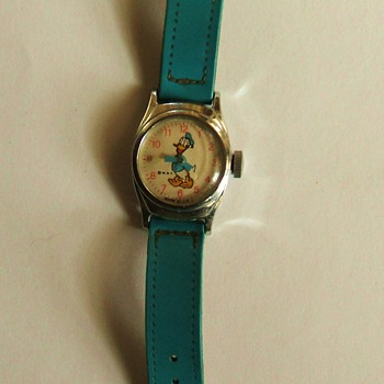 1955 Donald Duck Watch - Wristwatches