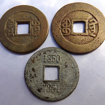 Chinese Coins? - World Coins