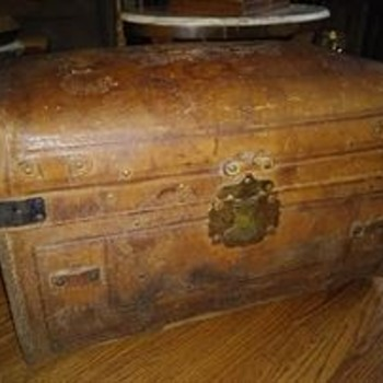 My new trunk! - Military and Wartime