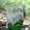 UGS Glass Japan vases
