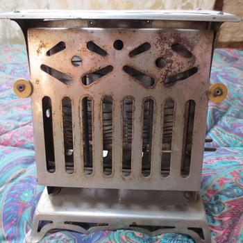 vintage toaster - Art Deco