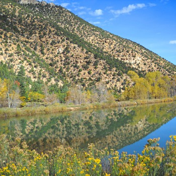 Cedar City, Utah Autumn October 2014 - Photographs