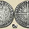 1374 Aachen Turnosgroschen, 1391 Dated Sichem &amp; Schonvoorst,1487 Gelderland Real D&#039;Argent, 1662 Poland Error Spun Die