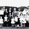 1956 - Family Reunion Photograph