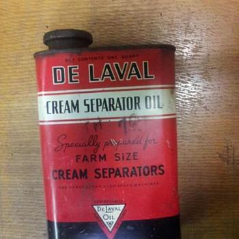 cream separator oil