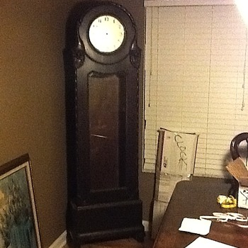 Our mystery Case Clock/Grandfather Clock - Clocks